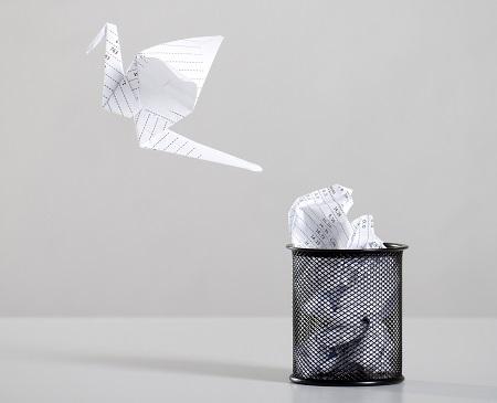 8 Practical Ways To Reduce Paper Usage