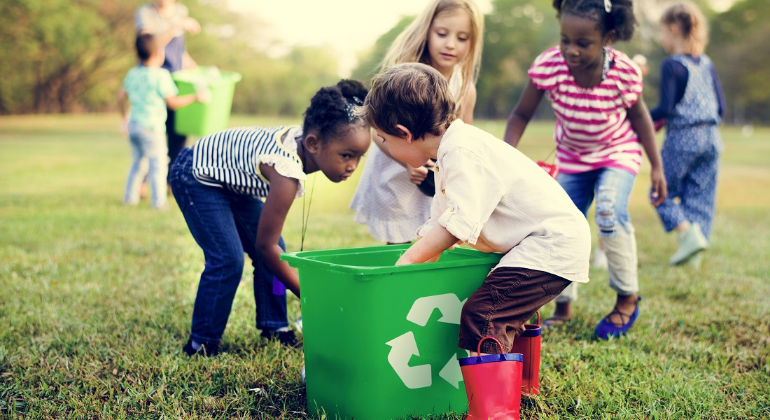 Teaching Your Children All About Recycling